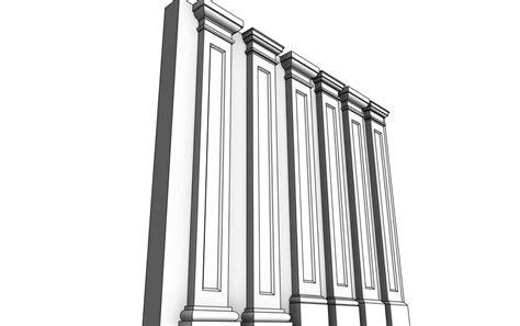Garage Roof Design pilaster design content