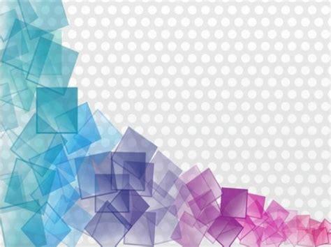 color transparency transparent color cubes pattern background vector free