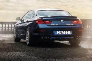2015 bmw alpina b6 xdrive gran coupe rear view photo 11
