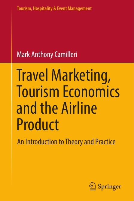marketing theory evidence practice books travel marketing tourism economics and the airline