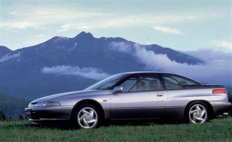 best auto repair manual 1994 subaru alcyone svx auto manual top 5 weirdest subarus of all time 187 autoguide com news