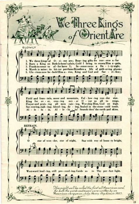 printable vintage christmas sheet music remodelaholic 25 free printable vintage christmas sheet