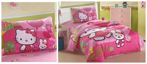 hello kitty toddler bedroom set lovely hello kitty bedding sets home designing