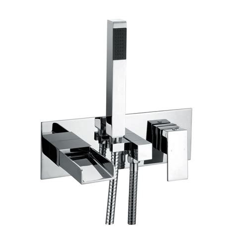 Wall Mounted Bath Taps With Shower Attachment wall mounted bath taps with shower attachment best