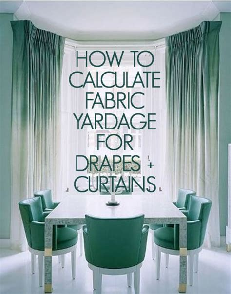 fabric calculator for curtains how to calculate fabric for drapes and curtains kitchen