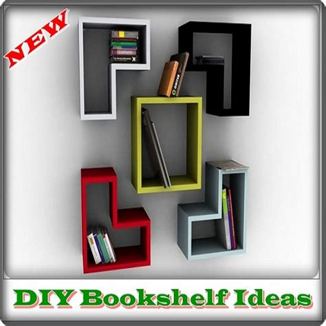 diy bookshelf ideas appstore for android