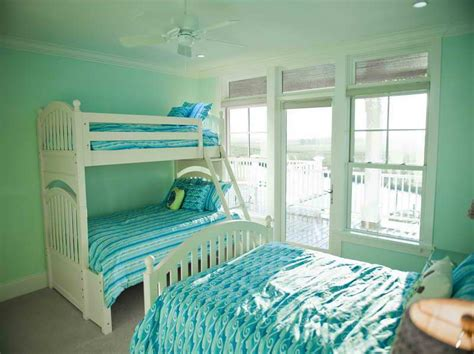 ocean themed bedroom decor cheerful girls bedroom decorating ideas home interior design