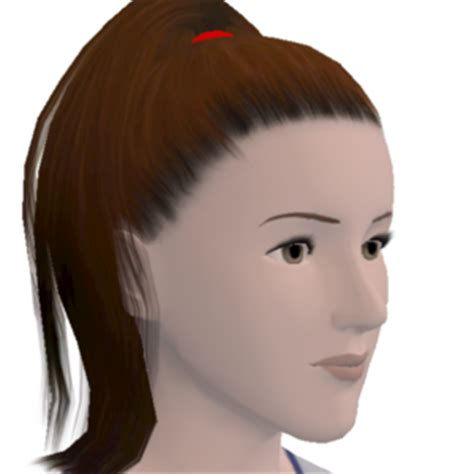 sims 3 high ponytail sindraspecial store