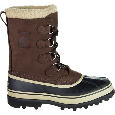 mens boots canada sorel caribou boot s backcountry