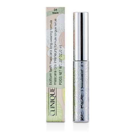 Clinique Bottom Lash Mascara clinique bottom lash mascara 01 black 2ml europa