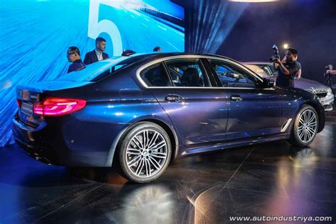 Bmw Philippines Bmw Philippines Launches The 2018 5 Series Auto Industry