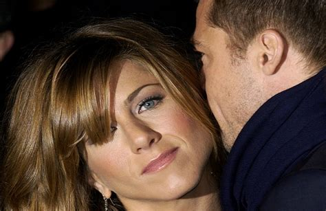 Drama For Jen Aniston Without Brangelina by Aniston Drama Um Brad Pitt Und
