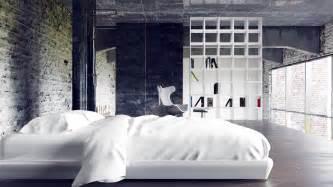 Bedroom Lofts Modern City Loft 12 Interior Design Ideas