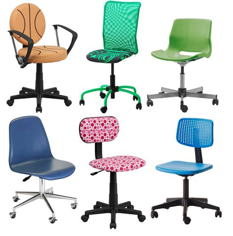 kid desk chairs smaller scale desk chairs best for children houston chronicle