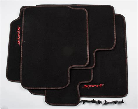 Suzuki Mat by Suzuki Genuine Sport Azg416 Deluxe Carpet Mat Set In