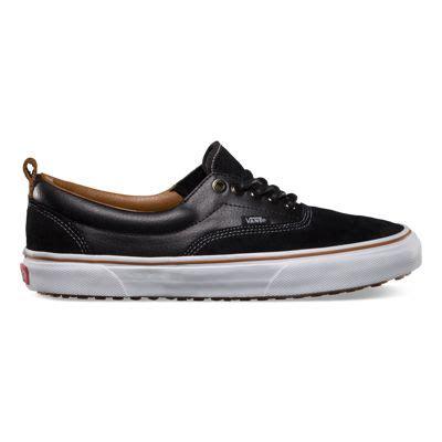 Sepatu Vans Era Black White era mte shop shoes at vans