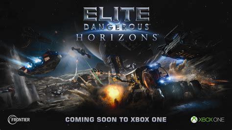 xbox one profile coming to elite dangerous horizons coming to xbox one in q2 2016 xbox one xbox 360 news at
