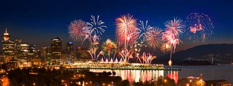 new year vancouver canada happy new year