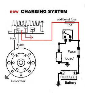 3 wire rectifier regulator wiring diagram get free image about wiring diagram