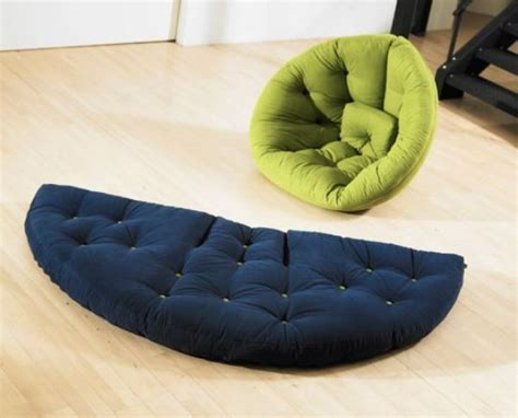 Nest Futon by Nest Cool Colourful Futon Designed By Anders Backe