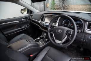 Interior Doors Cheap 2017 Toyota Kluger Grande Awd Review Video