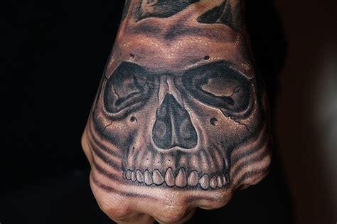 skull tattoo full hand skull hand tattoo tattoos by daniel chashoudian pinterest