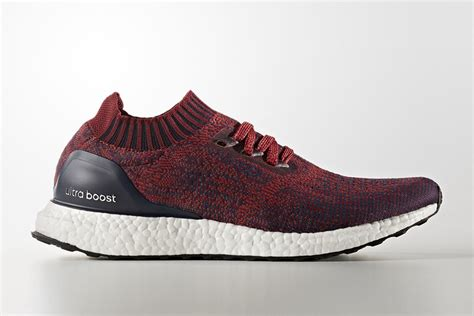 Sneaker Olahraga Adidas Ultraboost Navy Go Original adidas lines up a maroon iteration of the ultra boost uncaged dopeshxtdaily