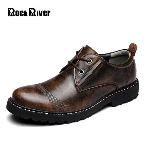 Brand Q Dress Shoes by Luxury Brand Mens Dress Shoes Genuine Leather Derby Oxford Shoes For Wedges Office Business