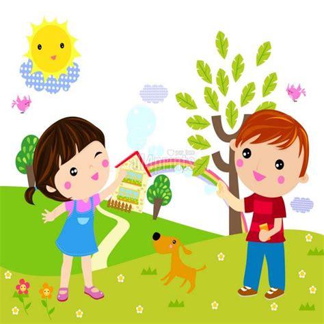 imagenes animadas niños jugando image gallery ninos jugando