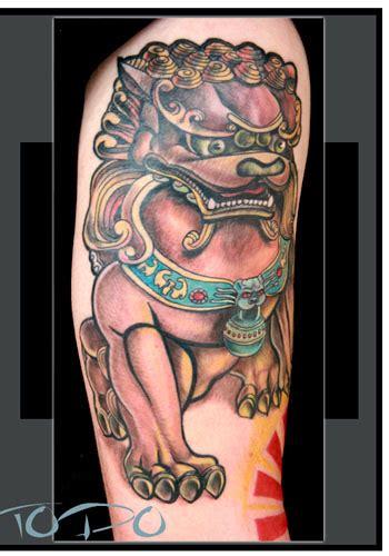 oriental tattoo artists uk foo dog tattoo on pinterest dog tattoos japanese