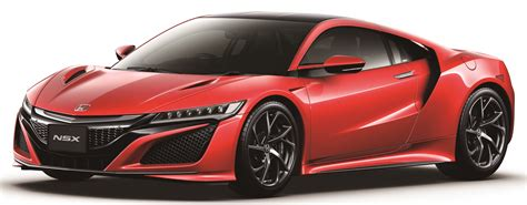 new honda nsx goes on sale in japan rm951 300 image 541785