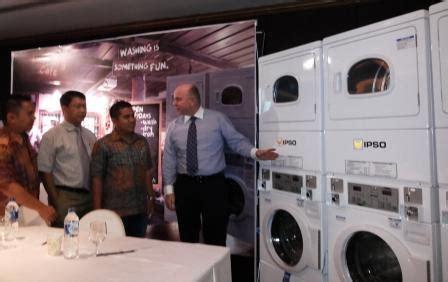 Mesin Cuci Koin Ipso laundry koin peluang bisnis baru swa co id