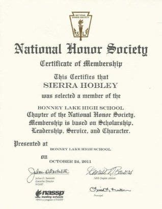 Mba Honor Society by Exle Letter Of Recommendation For Student National