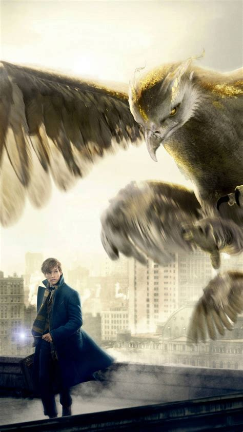 where to find wallpaper 1080x1920 thunderbird fantastic beasts and where to find
