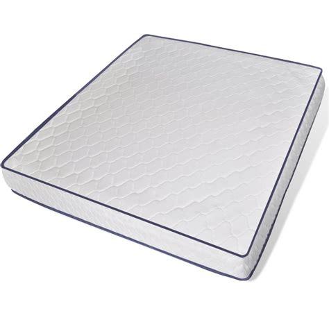 matratze 180 x 200 cm der bett metallbett 180 x 200 cm mit matratze schwarz