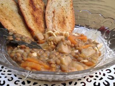ricette col sedano rapa lenticchie stufate con sedano rapa e camembert fulvia s
