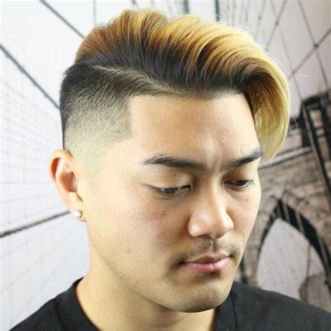 best haircuts lemon shaped head best hairstyles for men with round faces
