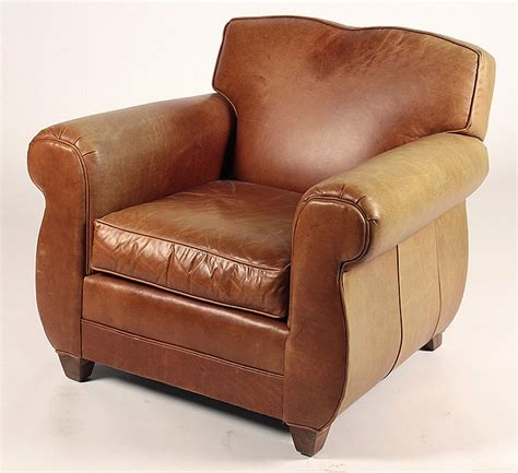 mitchell gold michael leather recliner labeled mitchell gold sofa matching club chair