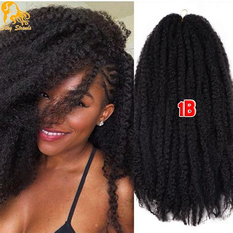 hair ombre kinky twist buy afro kinky twist hair crochet braids 12 colors ombre