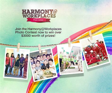 Photo Contest Win Money - harmony workplaces photo contest win over 3 000 worth of cash prizes talking evilbean
