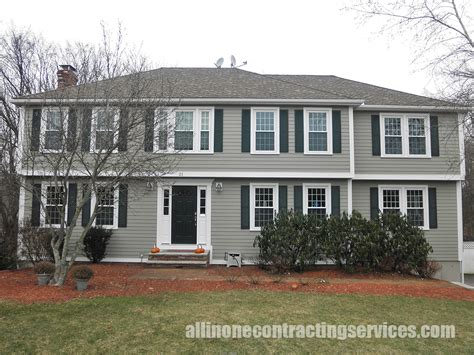 hardie siding contractor all in one contracting services inc 187 andover ma 01845