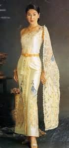 Pin traditional thai wedding dress on pinterest