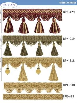 curtain braids trimmings tassel fringe curtain braid trim lace ribbon trimmings pom