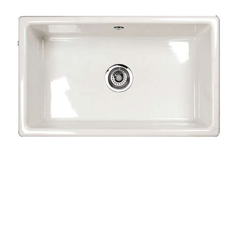 Ceramic Inset Sink by Shaws Classic Inset Scin760 Ceramic Sink Kitchen Sinks