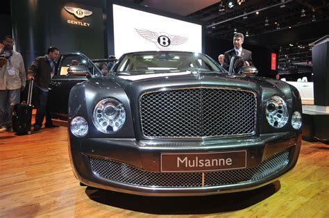 bentley engines bentley motors bentley mulsane