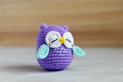 pattern crochet owl how to make amigurumi crochet owl crochet handimania
