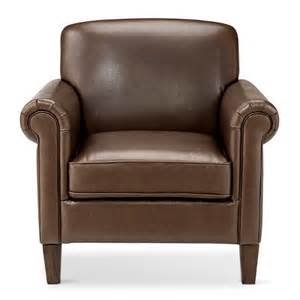 Club Armchair Design Ideas Richmond Chair Brown Threshold Target