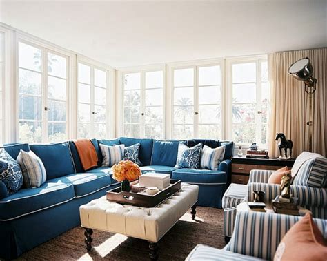 White Sofa Living Room Decorating Ideas 72 Best Living Room Decor Brown Blue And White Palette Images On Living Room