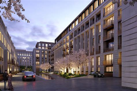 London Home Interiors after eight years work begins on 163 3 billion chelsea