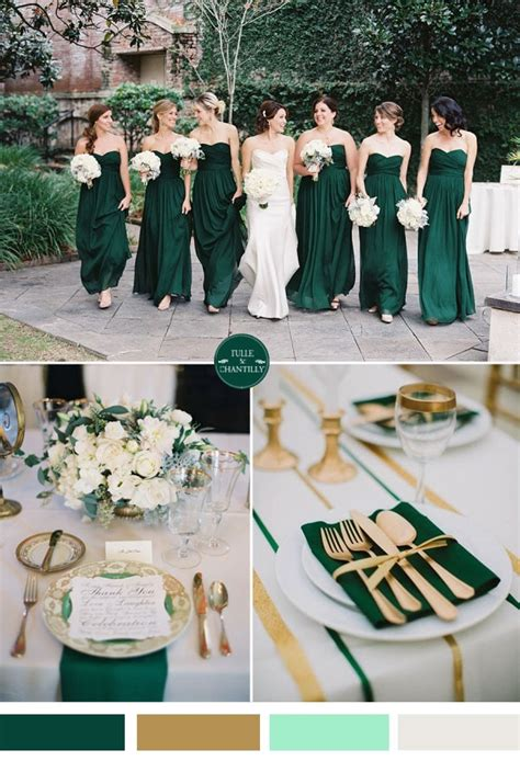 7 Wedding Trends by Wedding Colors For Fall 2016 2017 Fashion Trends 2016 2017